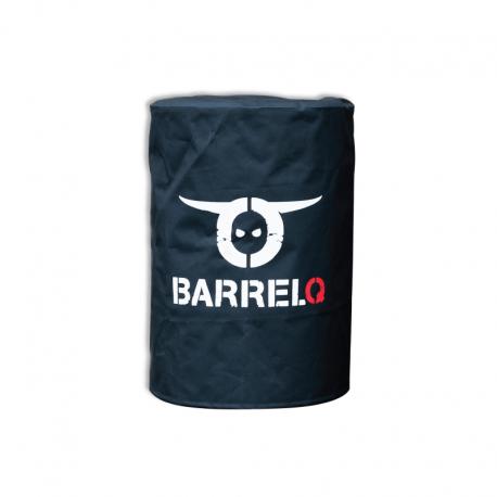 Small Cover For Barbecue Ø35Cm Black - Barrelq BARRELQ FBQ-S