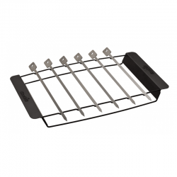 Premium Skewer Rack - Charbroil