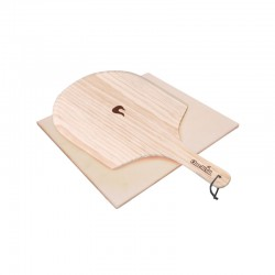 Rectangular Pizza Stone Kit - Charbroil