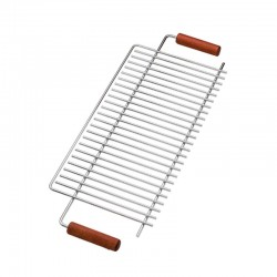 Rectangular Cooking Grate 25X50Cm - Dancook