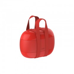 Lunch Box Red - Food à Porter - Alessi ALESSI ALESSA02R