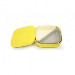 Marmita Bento - Go Amarelo (limão) - Biobu