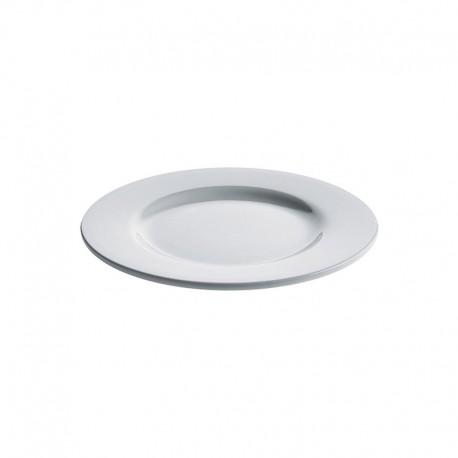 Set de 4 Platos de Postre - PlateBowlCup Branco - A Di Alessi A DI ALESSI AALEAJM28/5