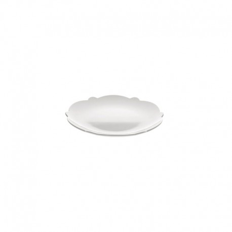 Set de 4 Platos de Postre - Dressed Blanco - Alessi ALESSI ALESMW01/5