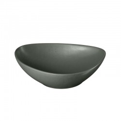 Salad Plate Ø21,5Cm - Cuba Grigio Grey - Asa Selection