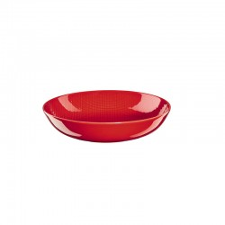 Pasta/Soup Plate Ø20Cm - Voyage Red - Asa Selection