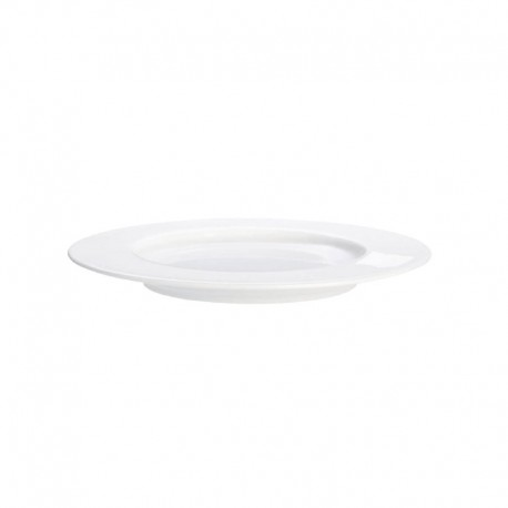 Dinner Plate With Rim Ø28Cm - À Table White - Asa Selection ASA SELECTION ASA1955013