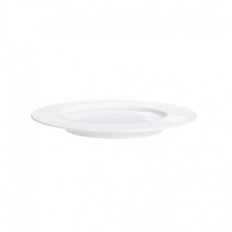 Dinner Plate With Rim Ø28Cm - À Table White - Asa Selection ASA SELECTION ASA1955013