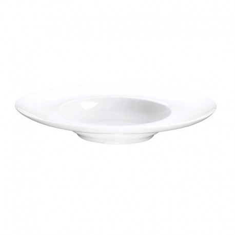 Gourmet Plate Poletto Ø32,5Cm - À Table White - Asa Selection | Gourmet Plate Poletto Ø32,5Cm - À Table White - Asa Selection