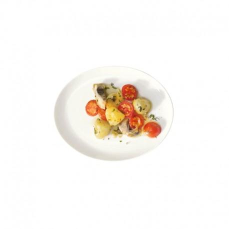 Oval Dish 20Cm - À Table White - Asa Selection ASA SELECTION ASA1985013