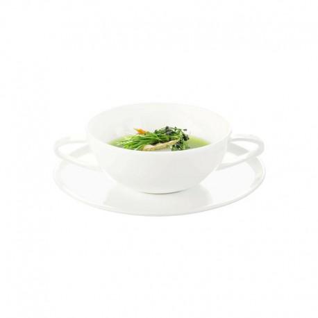 Soup Cup With Saucer White - Asa Selection ASA SELECTION ASA1991013