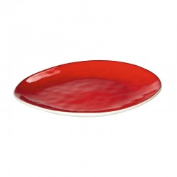 Dinner Plate 27Cm Magma - À La Maison Red - Asa Selection