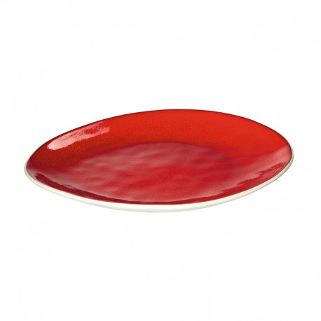 Dinner Plate 27Cm Magma - À La Maison Red - Asa Selection ASA SELECTION ASA26161047