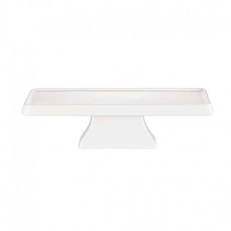 Rectangular Cake Plate 38Cm - Grande White - Asa Selection ASA SELECTION ASA47708147