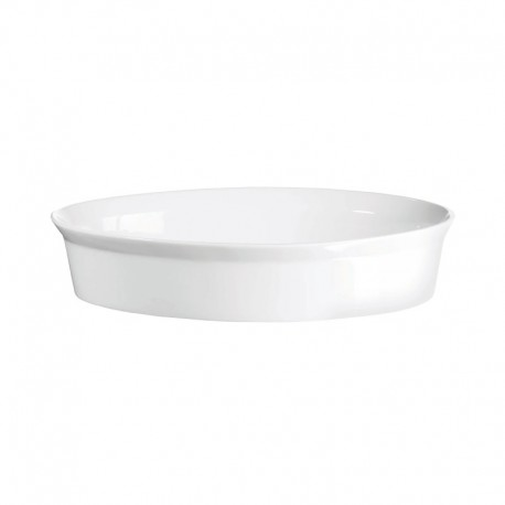 Oval Gratin Dish 34Cm - 250ºc White - Asa Selection ASA SELECTION ASA52022017