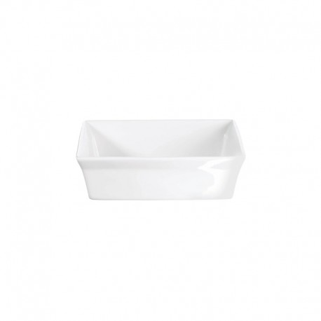 Square Gratin Dish 18Cm - 250ºc White - Asa Selection ASA SELECTION ASA52031017