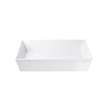 Square Gratin Dish - 250ºc White - Asa Selection ASA SELECTION ASA52036017