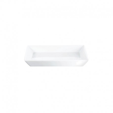 Plate/Top Square 18Cm - 250ºc White - Asa Selection ASA SELECTION ASA52131017