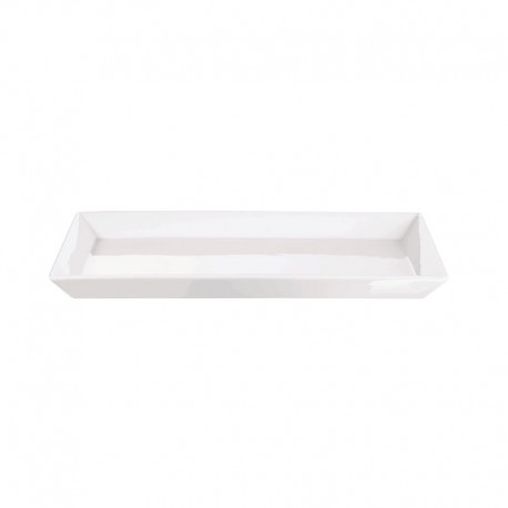 Plate/Top Rectangular 32Cm - 250ºc White - Asa Selection ASA SELECTION ASA52142017