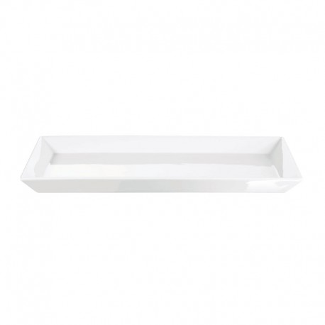 Plate/Top Rectangular 34Cm - 250ºc White - Asa Selection ASA SELECTION ASA52143017