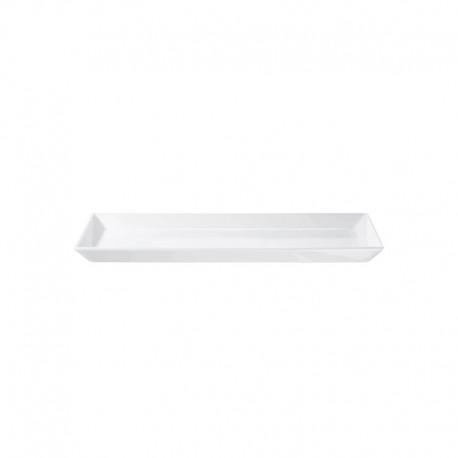 Plate/Top Rectangular 39,5Cm - 250ºc White - Asa Selection ASA SELECTION ASA52145017