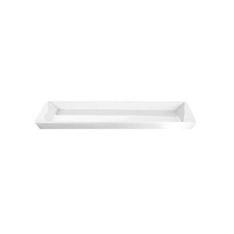 Plate/Top Rectangular 18Cm - 250ºc White - Asa Selection ASA SELECTION ASA52148017