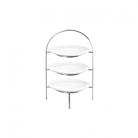 Etagere 3 Tiers 49Cm - À Table Steel - Asa Selection ASA SELECTION ASA99205950