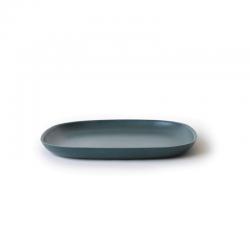 Plato Medio 23Cm - Gusto Azul Verdoso - Biobu