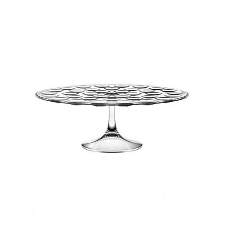 Fuente para Torta con Pie - Bolle Transparente - Italesse ITALESSE ITL5080TR
