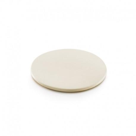 Prato De Cerâmica 15Cm Branco - Lekue LEKUE LKPLA00006B01M024