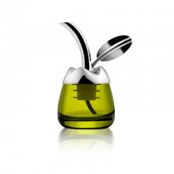 Cata Aceite Con Tapón Vertedor - Fior D´Olio Transparente - Alessi