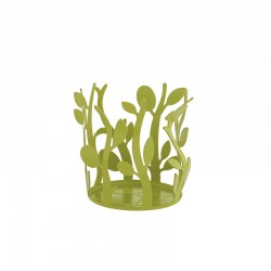 Olive Oil Bottle Holder Green - Oliette - Alessi