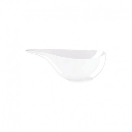 Sauceboat With Handle 19Cm - À Table White - Asa Selection ASA SELECTION ASA2022013