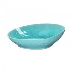 Flat Bowl 30Cm - À La Plage Turquoise - Asa Selection