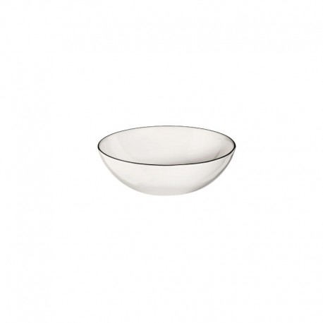 Small Bowl Ø9Cm - Ligne Noire White - Asa Selection ASA SELECTION ASA1909113