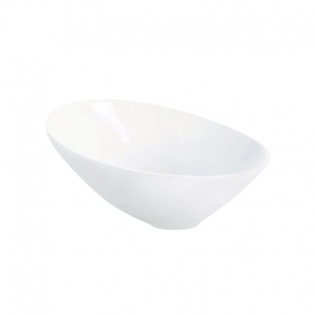 Bowl Asymmetric Ø22,5Cm - À Table White - Asa Selection ASA SELECTION ASA1990013