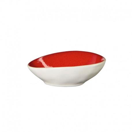 Oval Bowl 10,5Cm Magma - À La Maison Red - Asa Selection ASA SELECTION ASA26301047