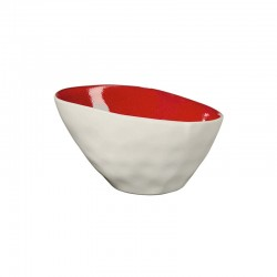 Oval Bowl 15Cm Magma - À La Maison Red - Asa Selection