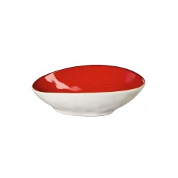 Oval Bowl 16Cm Magma - À La Maison Red - Asa Selection