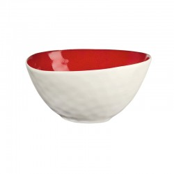 Oval Bowl 25Cm Magma - À La Maison Red - Asa Selection
