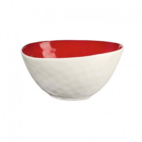 Oval Bowl 25Cm Magma - À La Maison Red - Asa Selection ASA SELECTION ASA26315047