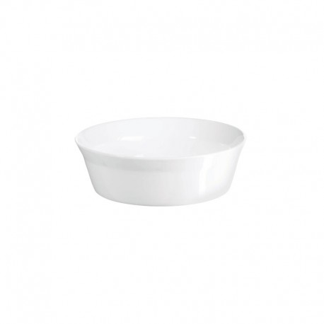 Souffle Dish With Lid Ø16Cm - 250ºc White - Asa Selection ASA SELECTION ASA52011017