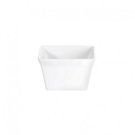 Square Souffle Dish 10Cm - 250ºc White - Asa Selection ASA SELECTION ASA52030017