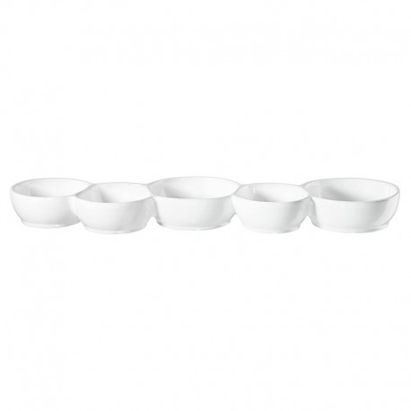 5 Section Bowl 39,5Cm - Grande White - Asa Selection ASA SELECTION ASA5259147