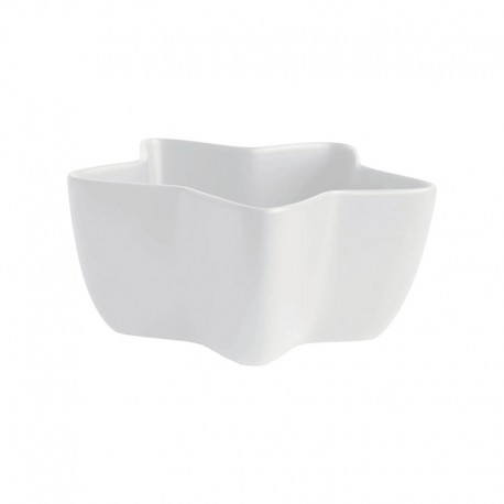 Large Star Bowl ø24cm White - Xmas - Asa Selection ASA SELECTION ASA6101091