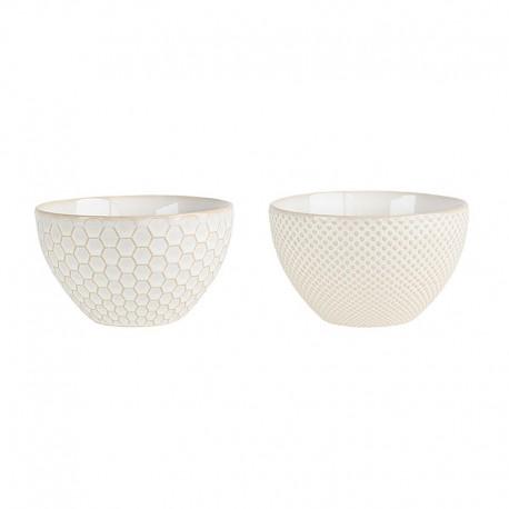 Set of 2 Bowls - Linna White - Asa Selection ASA SELECTION ASA90406071