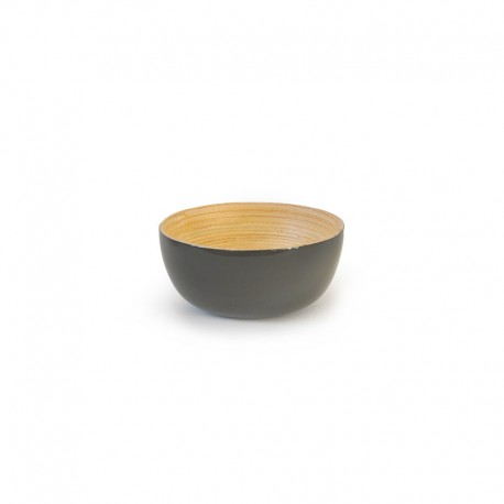 Bowl Small - Bo Smoke And Natural - Ekobo Handmade EKOBO HANDMADE EKB174