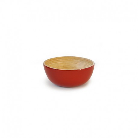 Bowl Small - Bo Tomato And Natural - Ekobo EKOBO EKB198