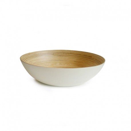 Taça Massa/Salada - Solo Branco - Ekobo EKOBO EKB3373
