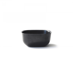 Small Bowl 10Cm - Gusto Black - Biobu